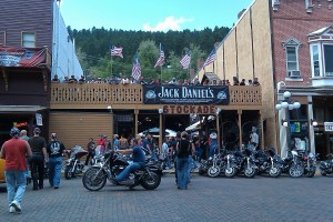 Pic of The Stockade bar in Deadwood